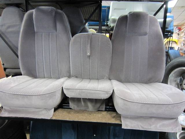 94 97 Dodge Ram Club Cab C 200 Light Gray Cloth Triway