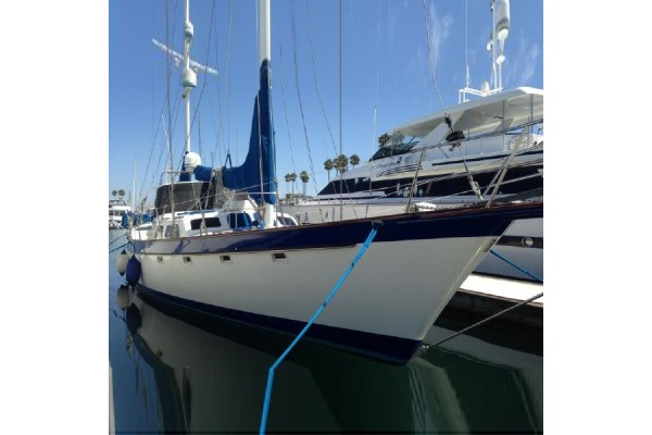 65 IRWIN KETCH For Sale In Long Beach CA By Dick Simon