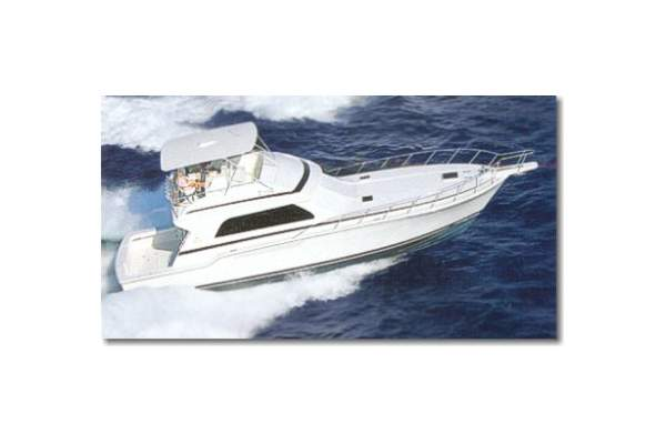 Bertram 25 Center Console