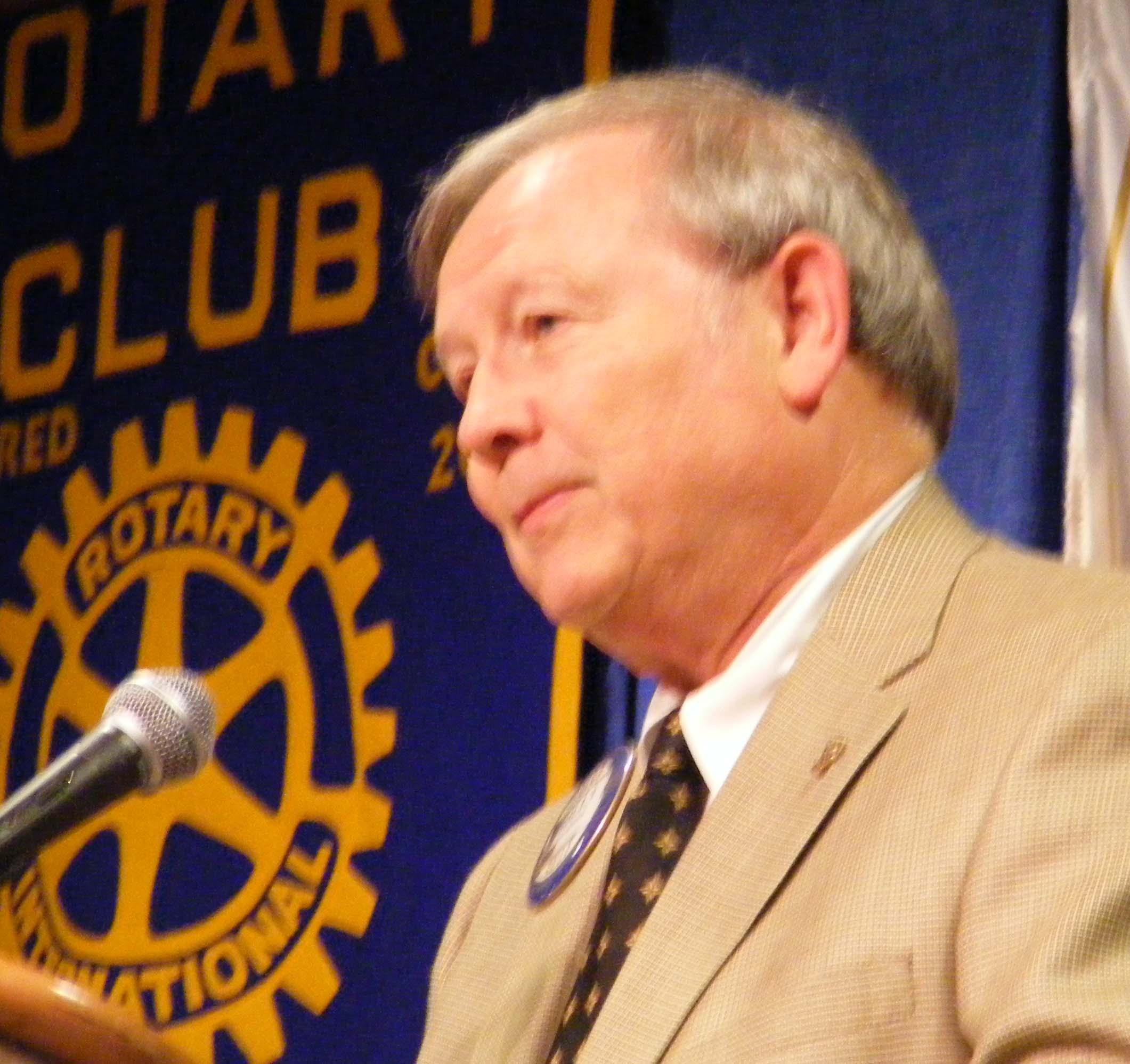 Billy Turner, former Columbus Water Works Director, Columbus, GA