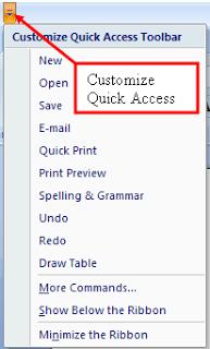 Cara Menampilkan Toolbar Pada Word 2007 : menampilkan, toolbar, March, Kadik, Antara