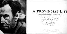 1994 Retrospective catalogue with autograph