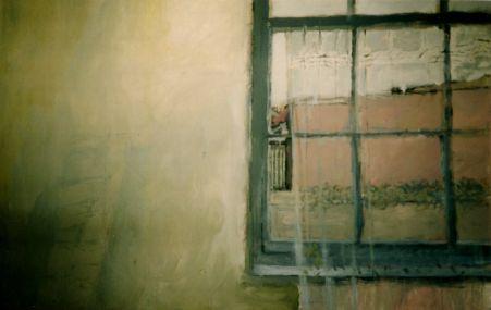 Window - Bedford Street 1989