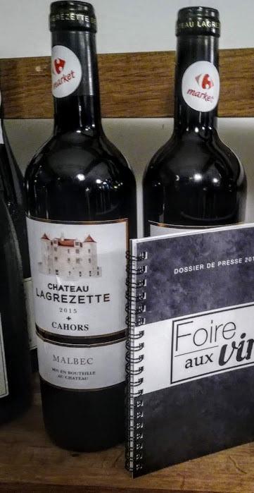 foires aux vins septembre 2018 les