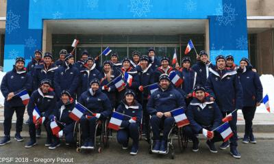 Jeux Paralympiques réussis