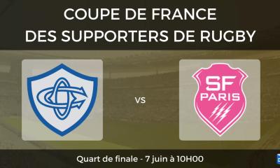 Quart de finale Castres Olympique - Stade Français Paris