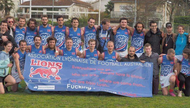 ALFA Lions football australien