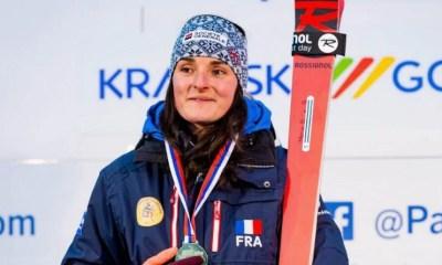 Championne française 2019 _ Marie Bochet (5ème), toujours plus haut