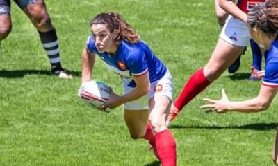 Sevens - Les Bleues impressionnent en dominant la Nouvelle-Zélande