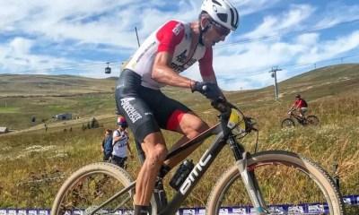 VTT - Jordan Sarrou champion de France en cross-country