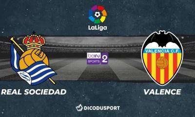 Football - Liga - Notre pronostic pour Real Sociedad - Valence