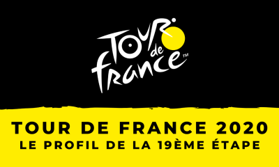 Tour de France 2020 : le profil de la 19ème étape