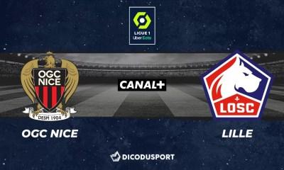 Football - Ligue 1 - notre pronostic pour Nice - Lille