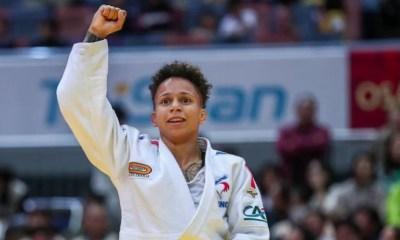 Grand Slam de Budapest - Amandine Buchard décroche l'or chez les - de 52 kg