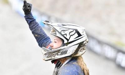 VTT Descente : Lauryne Chappaz championne du monde chez les juniors