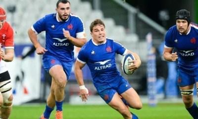 XV de France : la composition des Bleus pour affronter l'Irlande ce samedi