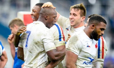 Bleus : les notes du XV de France face à l'Italie