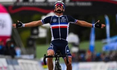 Julian Alaphilippe dans le Top 10 des sportifs les plus recherchés sur Google en 2020