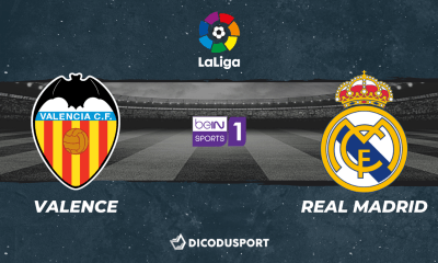 Football - Liga - notre pronostic pour Valence - Real Madrid