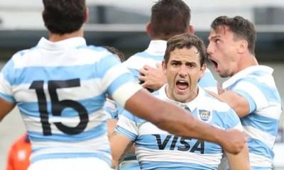 Tri-Nations 2020 - L'Argentine réalise l'exploit en s'imposant contre la Nouvelle-Zélande