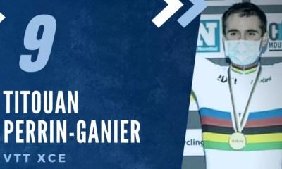 Champion des champions français 2020 - Titouan Perrin-Ganier (9ème), le 4 à la suite