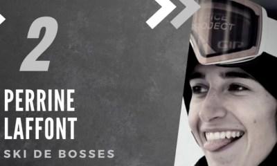 Championne des Championnes françaises 2020 - Perrine Laffont (2ème), la princesse des bosses