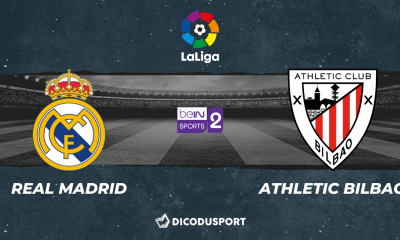 Football - Liga notre pronostic pour Real Madrid - Athletic Bilbao