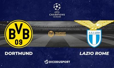 Football - Ligue des Champions - notre pronostic pour Borussia Dortmund - Lazio Rome