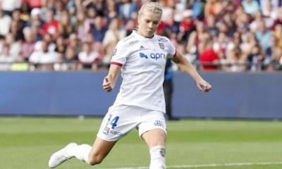 L'aventure continue entre Ada Hegerberg et l'Olympique Lyonnais