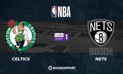 NBA Christmas Day - Notre pronostic pour Boston Celtics - Brooklyn Nets
