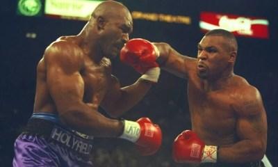 Un troisième combat entre Mike Tyson et Evander Holyfield ?