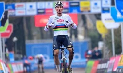 X2O Trofee : Mathieu van der Poel s'impose à Anvers pour son retour