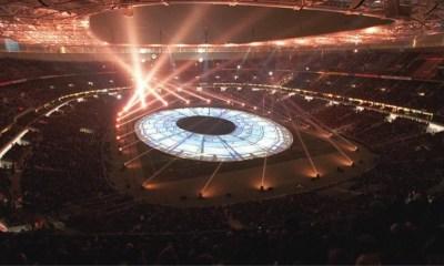 28 janvier 1998 - Inauguration du Stade de France
