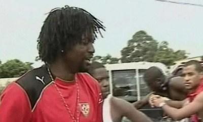 8 janvier 2010 - Le bus du Togo est mitraillé