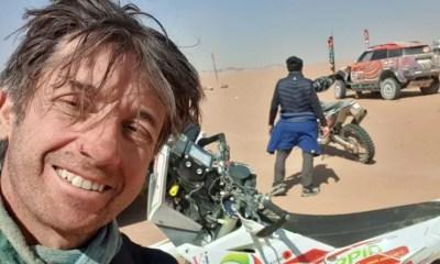 Dakar 2021 - Le motard Pierre Cherpin est mort