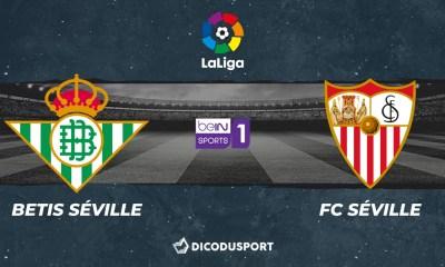Football - Liga notre pronostic pour Betis Séville - FC Séville
