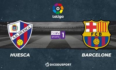 Football - Liga notre pronostic pour Huesca - FC Barcelone