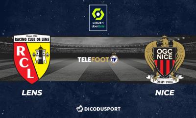 Football - Ligue 1 notre pronostic pour Lens - Nice