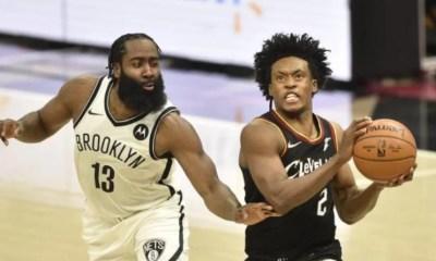 NBA - La perf de la nuit - Collin Sexton gâche la première du trio Durant-Harden-Irving