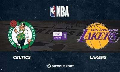 NBA notre pronostic pour Boston Celtics - Los Angeles Lakers