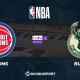 NBA notre pronostic pour Detroit Pistons - Milwaukee Bucks