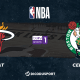 NBA notre pronostic pour Miami Heat - Boston Celtics