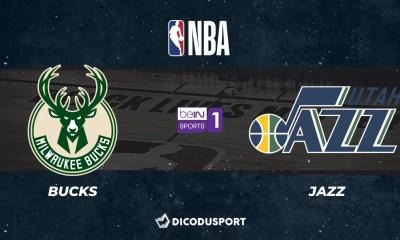 NBA notre pronostic pour Milwaukee Bucks - Utah Jazz