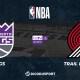 NBA notre pronostic pour Sacramento Kings - Portland Trail Blazers