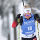 Oberhof - Tiril Eckhoff devance Marte Olsbu Roeiseland sur la poursuite