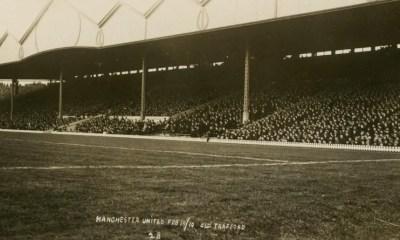19 février 1910 - Inauguration du stade Old Trafford