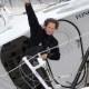 1er février 2009 - Deuxième Vendée Globe pour Michel Desjoyeaux