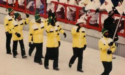 27 février 1988 : La Jamaïque aux Jeux d'hiver