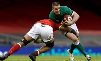 6 Nations 2021 : la composition de l'Irlande pour défier le XV de France