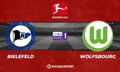 Football - Bundesliga notre pronostic pour Arminia Bielefeld - Wolfsbourg